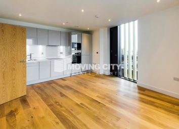 Thumbnail 1 bed flat to rent in River Mill Two, Lewisham
