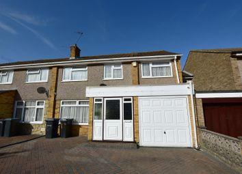 Viking Road, Northfleet, Gravesend DA11. 5 bed semi-detached house