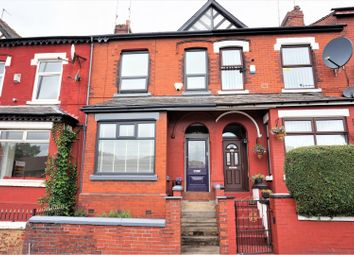 Thumbnail 3 bed terraced house for sale in Rochdale Road, Manchester
