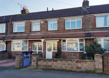 Thumbnail 3 bedroom terraced house for sale in Bruce Avenue, Goring-By-Sea, Worthing