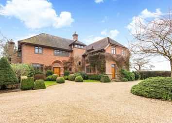 Thumbnail 6 bedroom detached house to rent in Sparsholt, Winchester