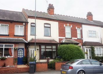 Thumbnail 2 bed terraced house for sale in Church Road, Birmingham