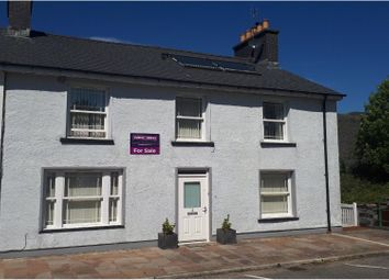 Thumbnail 5 bed end terrace house for sale in Market Square, Blaenau Ffestiniog