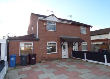 Thumbnail 2 bed property to rent in Melrose Road, Kirkby, Liverpool