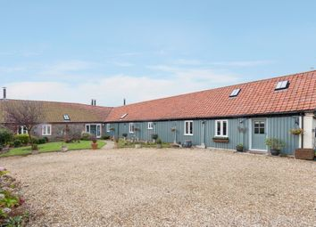 Thumbnail 4 bed barn conversion for sale in Bawdeswell Road, Billingford, Dereham
