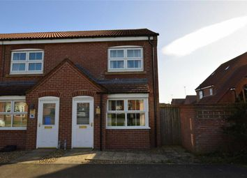 Thumbnail 2 bed terraced house for sale in Ashcourt Drive, Hornsea, East Yorkshire