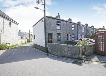 3 bed detached house for sale in Fore Street, Beacon, Camborne, Cornwall TR14