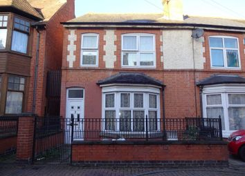 Thumbnail 3 bed terraced house for sale in 7 Church Avenue, Off Glenfield Road, Leicester