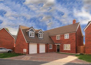 Thumbnail 5 bed detached house for sale in Stratford Close, Aston Clinton, Aylesbury