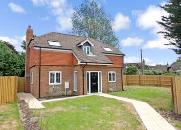 Thumbnail 3 bed detached house for sale in Stockbridge Road, Timsbury, Romsey