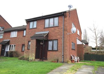 Thumbnail 1 bed property to rent in Willow Close, Burbage, Hinckley