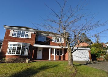 Thumbnail 4 bed detached house to rent in Cleveland Drive, Barnt Green, Birmingham