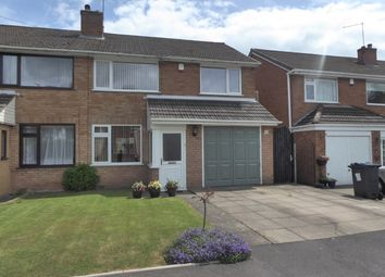 Thumbnail 3 bed semi-detached house for sale in Old Moat Drive, Birmingham