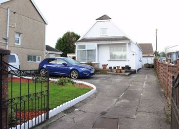 Thumbnail 3 bed detached bungalow for sale in Castle Street, Loughor, Swansea
