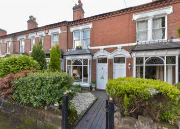 Thumbnail 2 bed terraced house for sale in Lyndon Road, Sutton Coldfield