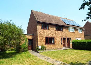 Thumbnail 3 bed semi-detached house for sale in Bypass Way, Denton, Northamptonshire