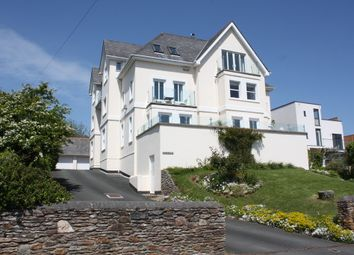 Thumbnail 2 bed flat to rent in Court Road, Newton Ferrers, Devon
