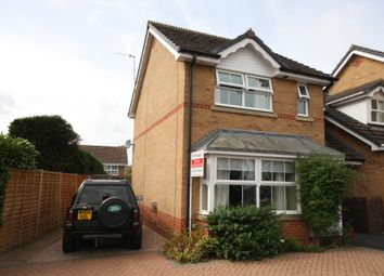Thumbnail 3 bed link-detached house for sale in Icknield Close, Bidford On Avon