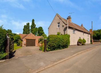 Thumbnail 3 bed detached house for sale in Low Street, East Drayton, Retford