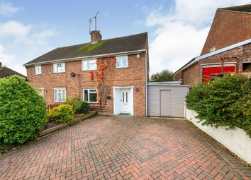 Thumbnail 3 bed semi-detached house for sale in Chelston Avenue, Yeovil