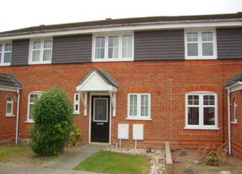 Thumbnail 2 bed terraced house to rent in Falcon Close, Priddys Hard, Gosport