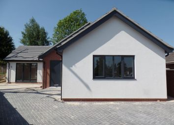 Thumbnail 3 bed detached bungalow for sale in Gynewell Grove, Lincoln