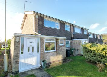 Thumbnail 3 bed end terrace house for sale in Glebe Way, Oakham