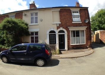 Thumbnail 2 bedroom terraced house to rent in Orchard Street, Stafford