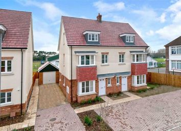 Thumbnail 4 bed semi-detached house for sale in Essella Road, Ashford, Kent