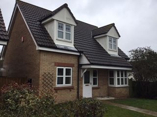 Thumbnail 3 bed detached bungalow to rent in Dove Close, Gainsborough