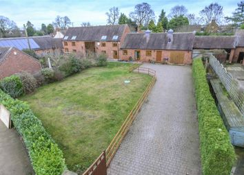 Thumbnail 5 bed barn conversion for sale in The Old Hayloft, Brineton, Shifnal