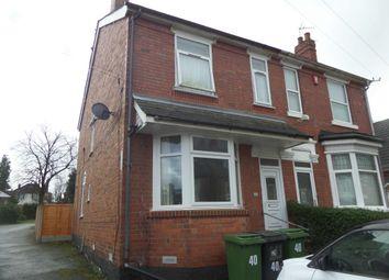 Thumbnail Room to rent in Clark Road, Wolverhampton, West Midlands