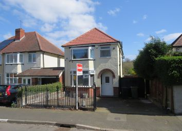 Thumbnail 3 bed detached house for sale in Chestnut Avenue, Dudley