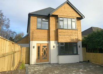 Thumbnail 3 bed detached house for sale in Sandecotes Road, Lower Parkstone, Poole, Dorset