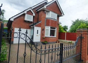 Thumbnail 3 bed detached house to rent in Daisy Hill Close, Sale Moor