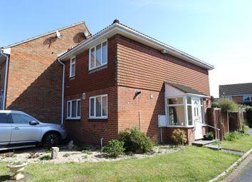Thumbnail 3 bed semi-detached house for sale in Cormorant Close, Fareham