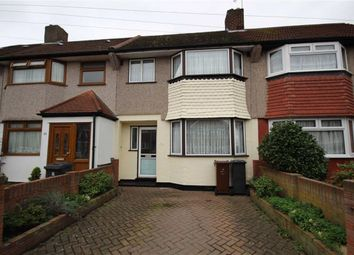 Thumbnail 3 bed terraced house for sale in Naseby Road, Dagenham, Essex