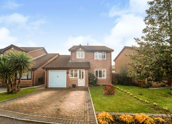 Thumbnail 3 bed detached house for sale in Sunningdale, Caerphilly