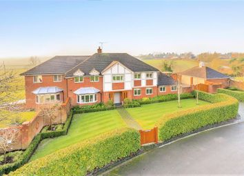 Thumbnail 4 bed detached house for sale in Whitley Hill, Henley-In-Arden