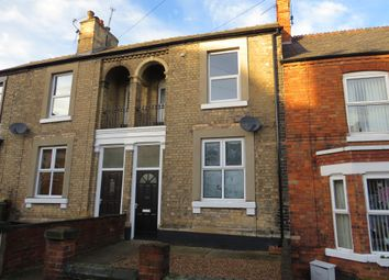 Thumbnail 3 bedroom terraced house for sale in Albert Road, Retford