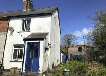 Thumbnail 2 bed terraced house for sale in Station Terrace, Letterston, Haverfordwest