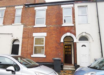Thumbnail 4 bed terraced house for sale in Melbourne Street, Derby