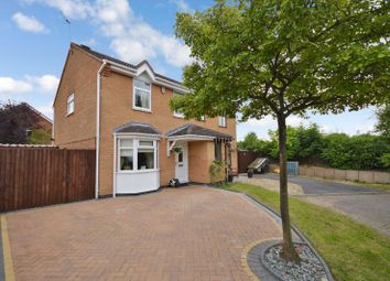 Thumbnail 3 bed semi-detached house for sale in Harrison Close, Whetstone, Leicester