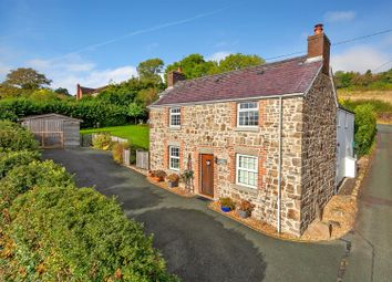 Thumbnail 3 bed detached house for sale in Bentlawnt, Minsterley, Shrewsbury