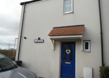 Thumbnail 3 bed end terrace house to rent in Larkrise, Trowbridge