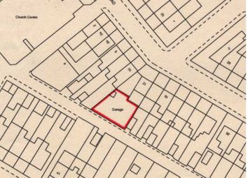 Thumbnail Land for sale in Land & Buildings South West Of, Curzon Road, Lytham St. Annes, Lancashire