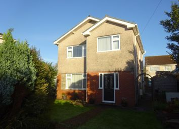 Thumbnail 4 bedroom detached house for sale in Brandy Cove Road, Bishopston, Swansea