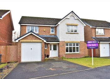 Thumbnail 4 bed detached house for sale in Chuckethall Place, Livingston