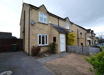 Thumbnail 2 bed semi-detached house for sale in Woodfield Close, Idle, Bradford
