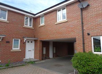 Thumbnail 2 bedroom maisonette to rent in Coldstream Court, Stoke